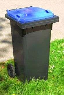 Outdoor Bins & Builder's Buckets