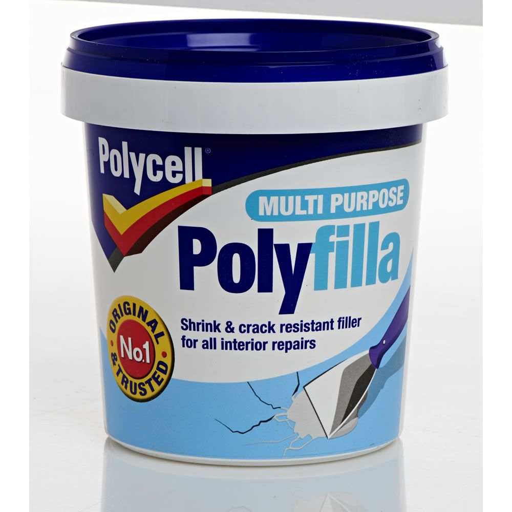Polycell Multi Purpose Polyfilla (Select Size)