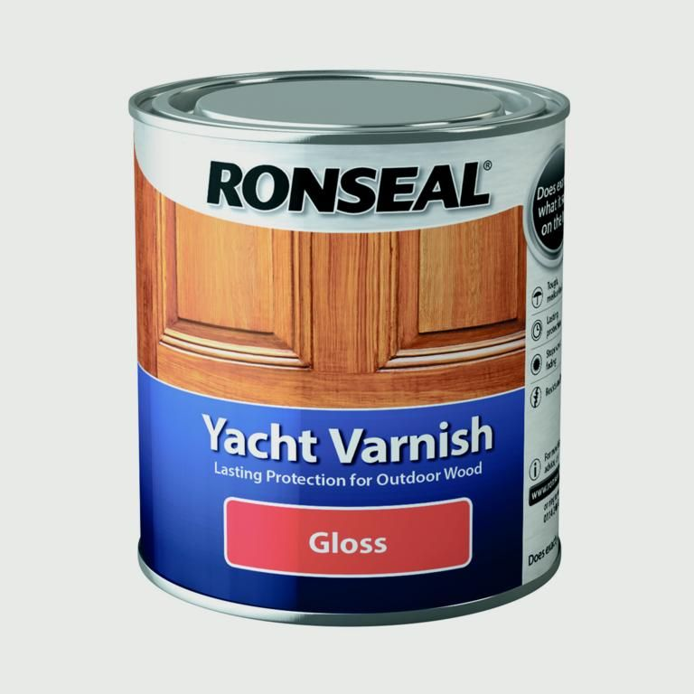 Ronseal Yacht Varnish Gloss - 500ml