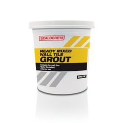 Sealocrete Ready Mixed Wall tile Grout 1LTR