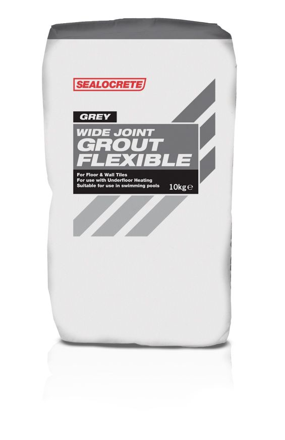 Sealocrete Wide Joint Grout 10kg