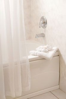 Shower Curtains & Bathmats