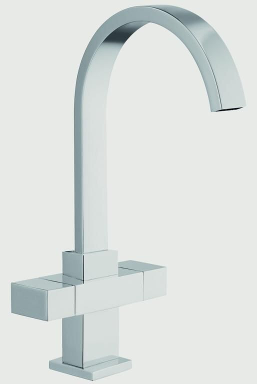 SP Harwood Mono Mixer Sink Tap - H 365mm